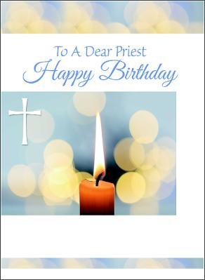 priest birthday cards | Christian greeting cards